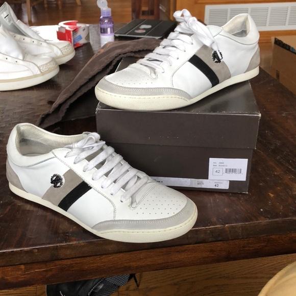 Roberto Cavalli Mens Sneakers Size 42